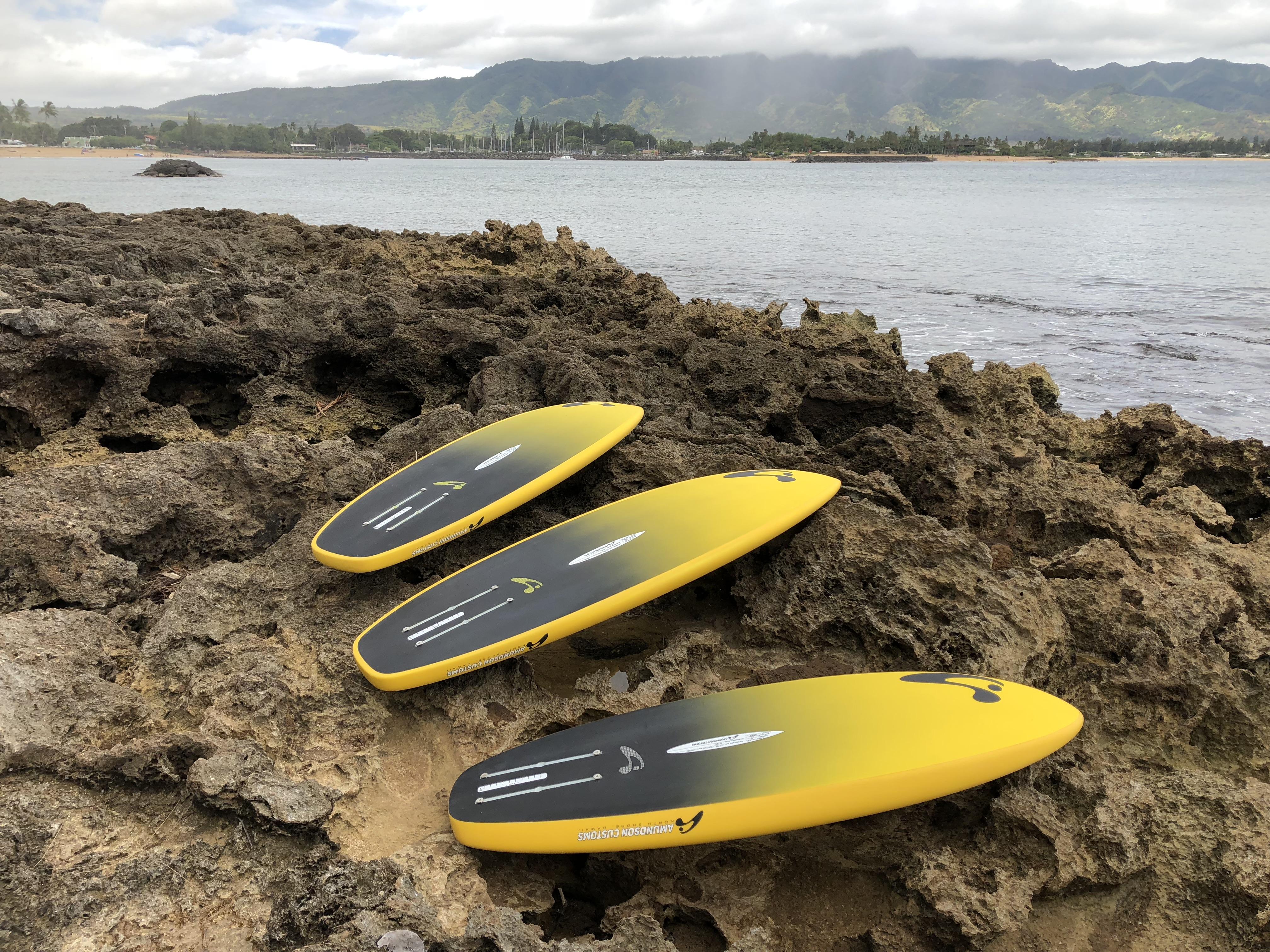 Foil Surfboards | www amundsoncustoms com